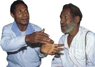 tribal communicators
